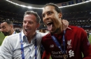 Virgil van Dijk and Alisson 'made the difference' for Liverpool in Champions League final, says Jamie Carragher