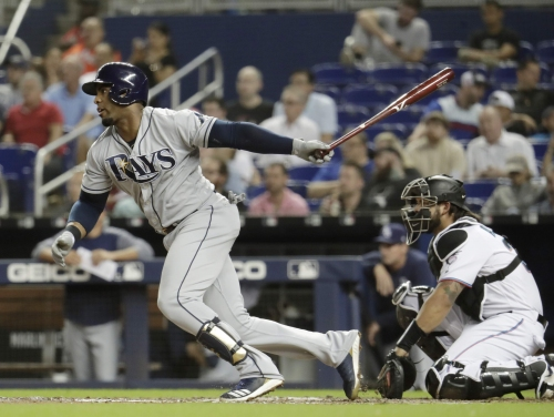 For starters: Yandy Diaz returns to Rays lineup; Alvarado placed on family medical emergency list