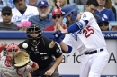 Dodgers rally against Philadelphia Phillies' bullpen for 8-0 victory