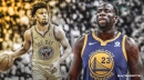 Draymond Green compares Quinn Cook's role to Spurs' Patty Mills, says he should be with Warriors for a long time