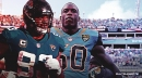 Jaguars' Calais Campbell is hoping Telvin Smith plays during the 2019 season