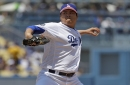 Dodgers' Hyun-Jin Ryu named NL Pitcher of the Month for May