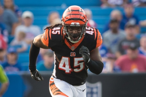 Lou Anarumo's new defense could be the key for the Bengals' linebackers