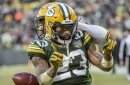 Tuesday Cheese Curds: Alexander aims for 'dog year', Jamaal Williams adjusts to zone running