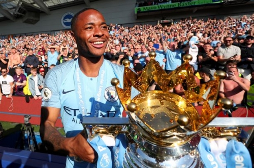 Raheem Sterling backed for Barcelona or Real Madrid transfer after Man City success