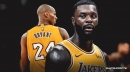 Lance Stephenson attests to Kobe Bryant's continued support for Lakers