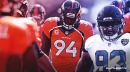 Calais Campbell shares advice from DeMarcus Ware to Jaguars teammates