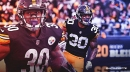 Fantasy Football: Where does James Conner rank among NFL running backs?