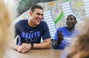 'There's no place I would rather be than Dallas': Dwight Powell clarifies position on his contract status with Mavs