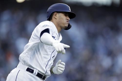 Padres notes: Machado's RISPy mindset; Quantrill, round three; Kinsler's upswing