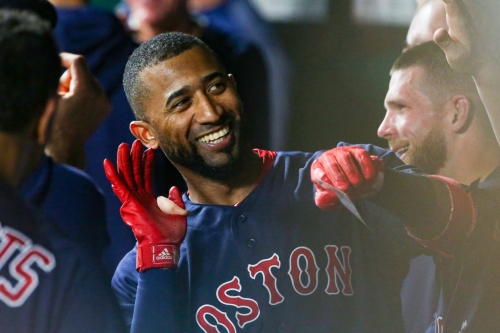 Red Sox 8, Royals 3: Eddie holds strong as the offense scores late