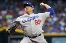 Hyun-Jin Ryu turns in another scoreless start as Dodgers win again