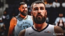 Jonas Valanciunas considers the head coach as a 'huge factor' on whether he'll stay with Grizzlies