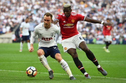 Manchester United fans think Christian Eriksen news will spark transfer chain involving Paul Pogba