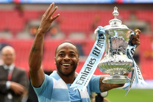 Man City defender Fabian Delph makes exciting Raheem Sterling prediction