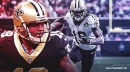 Saints WR Ted Ginn Jr. still believes he's the fastest man in the NFL