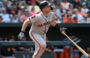 Giants place Buster Posey on injured list for second time this season