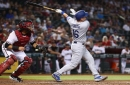 Austin Barnes Impressed By Will Smith's Adjustment To 'Sharp Learning Curve' Playing For Dodgers