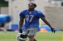 Lions' Tracy Walker out to earn trust from coaches, starting safety job