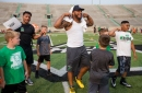 Youth camp season begins for Herd football