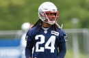 Patriots minicamp: Stephon Gilmore, Jamie Collins conclude standout week in style