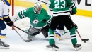 Is it worthwhile for the Stars to entertain any trade offers for Anton Khudobin?