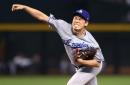 Kenta Maeda Was '100% Ready' To Remain In Game Against Diamondbacks, But Dave Roberts Felt Julio Urias Gave Dodgers 'Best Chance'