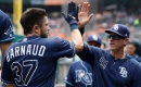 It's the Travis d'Arnaud and Jalen Beeks show as Rays beat Tigers 6-1