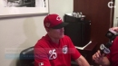 Cincinnati Reds manager David Bell on Anthony DeSclafani, loss to St. Louis Cardinals