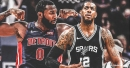 Pistons' Drummond and Spurs' Aldridge will join Team USA training camp in August