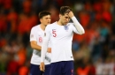 John Stones England mistake dissected by Gary Neville and Jamie Carragher