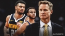 Steve Kerr describes Jamal Murray's shooting as reminiscent of Stephen Curry