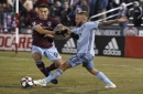 Rapids striker Andre Shinyashiki is constantly clutch — the only way he knows how to play