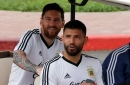 Man City's Sergio Aguero reveals he wants to win the Copa America for Lionel Messi