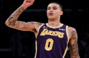 Lakers News: Kyle Kuzma Working Out With Kentavious Caldwell-Pope's Shooting Coach
