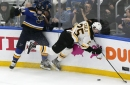 NHL to hold hearing with Blues' Barbashev for 'illegal check'