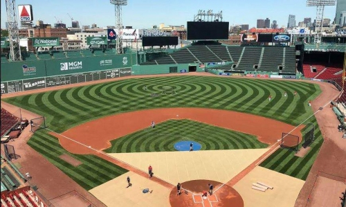 Rays at Red Sox lineups for Friday to open a busy weekend in Boston
