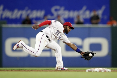 Texas Rangers lineup for June 7, 2019: Forsythe at 1B