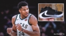 Bucks star Giannis Antetokounmpo's signature shoe will be released in July
