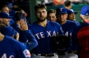 What's the latest on Joey Gallo's recovery timetable? Rangers slugger is staying optimistic