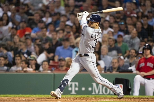 Rays 5, Red Sox 1: Yonny Chirinos silenced the Sox in the series opener