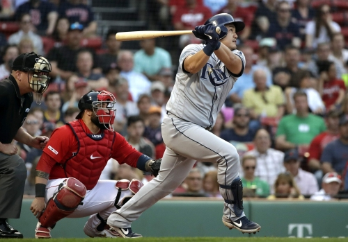 Marc Topkin's takeways from Friday's Rays-Red Sox game