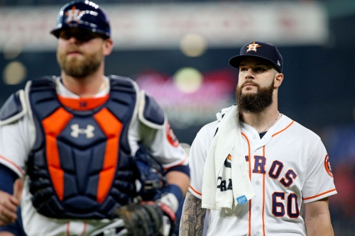 Braves officially sign Dallas Keuchel to one-year deal