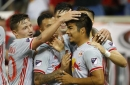 The Red Bulls travel to Chester, PA to take on the surging Union