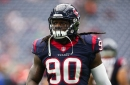 Remember — the Texans shopped Jadeveon Clowney to the Chiefs in April