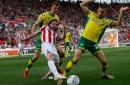 Frustration for Stoke City ace in landmark game