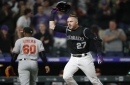 Saunders: Signing Trevor Story to long-term deal should be Rockies' next big move