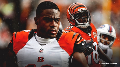 Bengals WR A.J. Green medically cleared following toe surgery