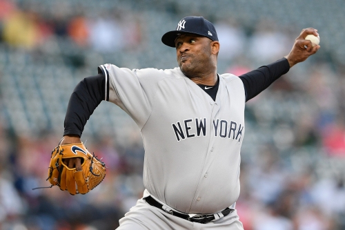 New York Yankees, Cleveland Indians announce lineups for Saturday