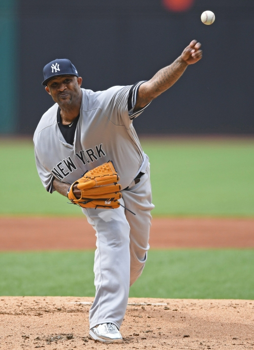 CC Sabathia's Cleveland homecoming ends with the Yankees' fifth loss in six games